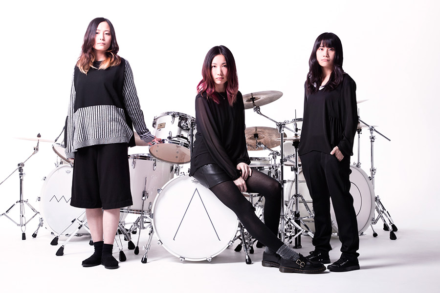 Meet Japanese Rock Three-Piece Tricot – And Watch Their Stylish New Video For 'E'