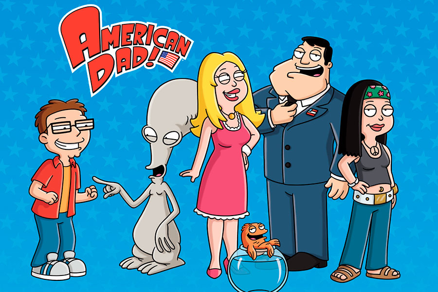Family Guy', 'American Dad' to move to ITV2 this autumn - NME