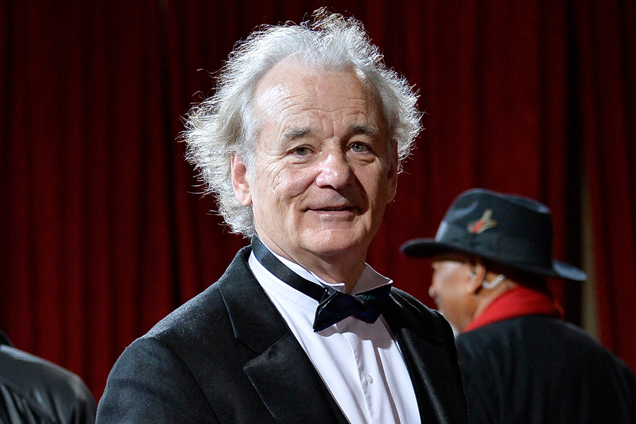 Murray Christmas.Netflix To Premiere Bill Murray Christmas Special Directed