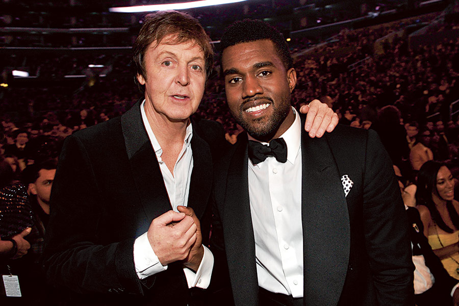 Paul McCartney Interview On Kanye West Insecurity And Competing With The Stones