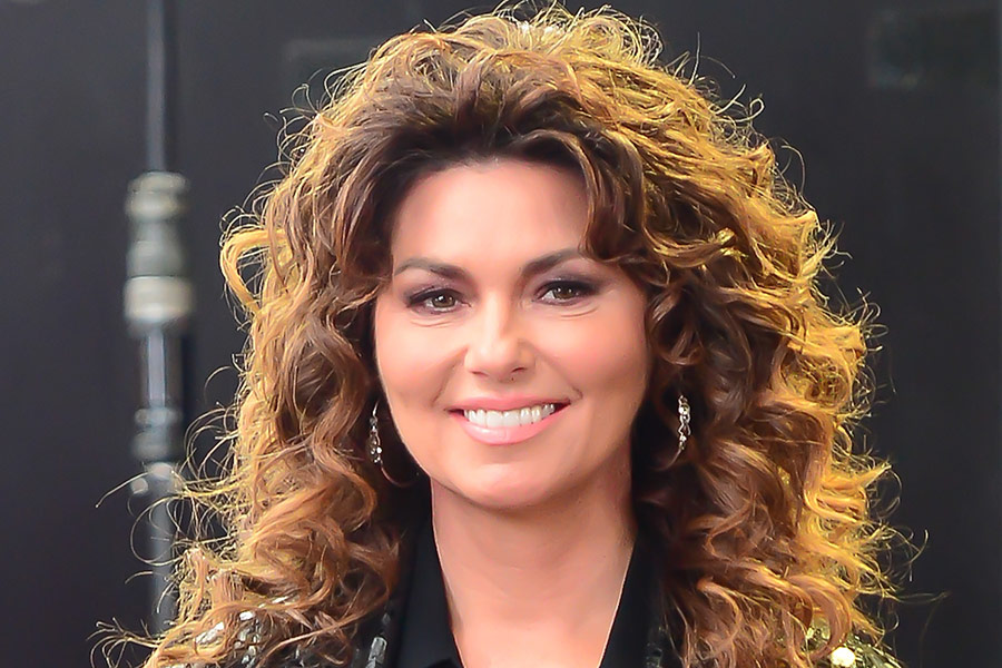 Shania Twain Says She Has Confidence To Make New Album