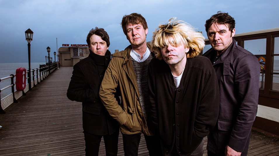 The Charlatans Tour History