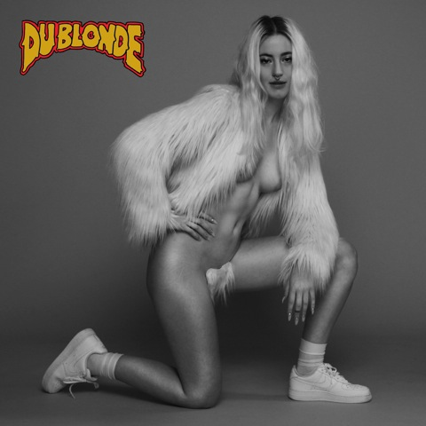 Du Blonde - Welcome Back To Milk album artwork