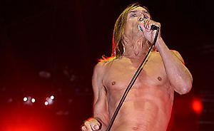 Iggy Pop making new music with 'an English band'