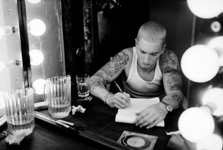 Eminem, Dr Dre and 50 Cent feature in 'Not Afraid' documentary – watch