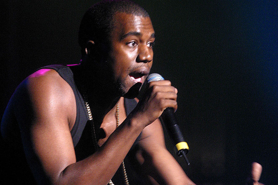 7986cc05b Kanye West debuts new track  Wolves  featuring Sia and Vic Mensa – listen
