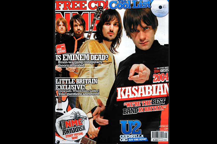 Oasis, Arctic Monkeys, Nirvana, MIA And Other Massive