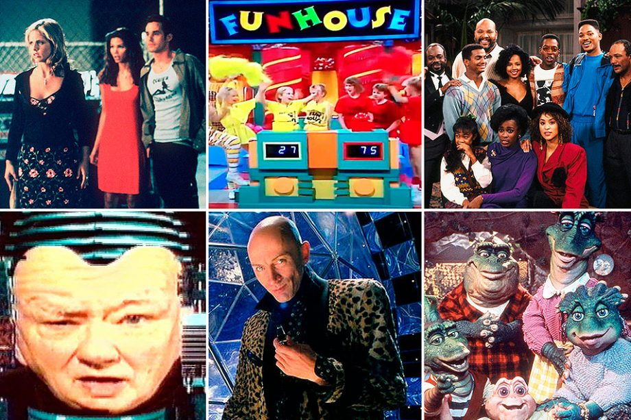 20 Awesome 1990s Tv Shows That Should Totally Make A