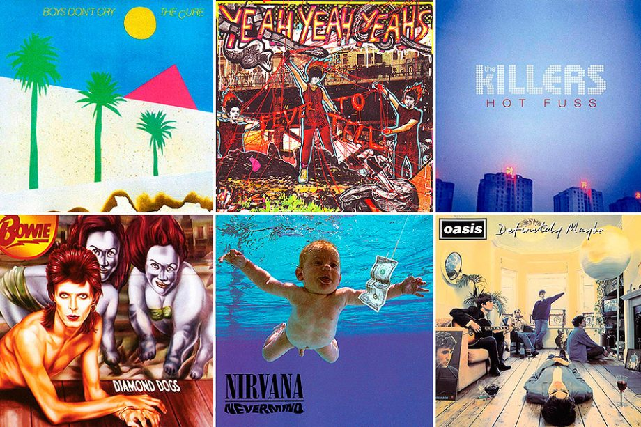 50 iconic indie album covers the fascinating stories for Classic house albums 90s