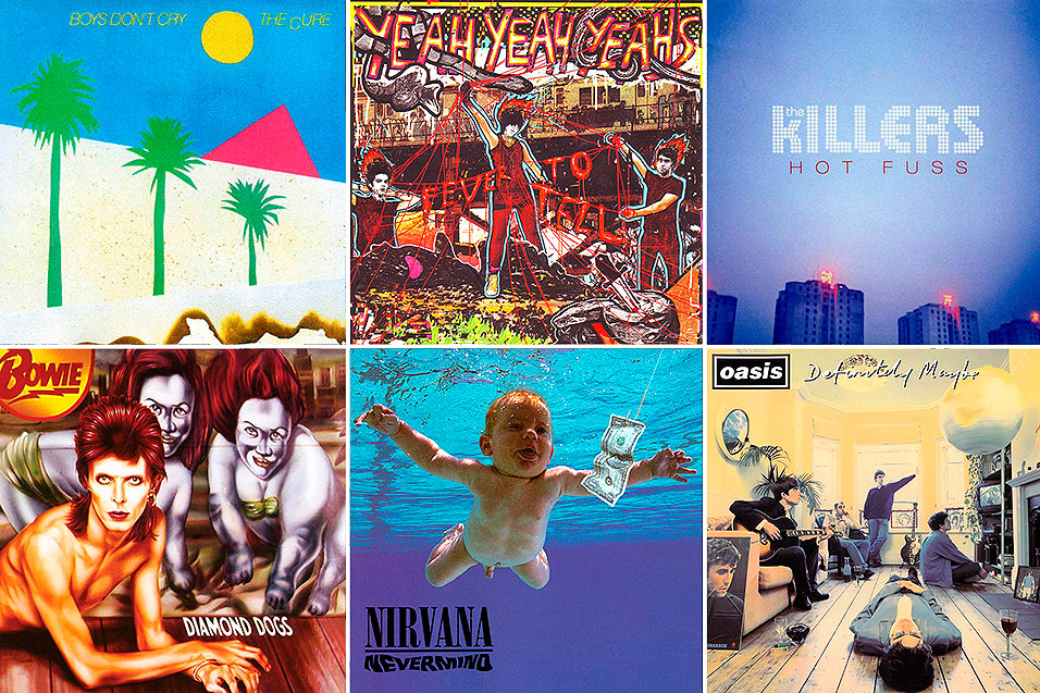 50 Iconic Indie Album Covers: The Fascinating Stories Behind