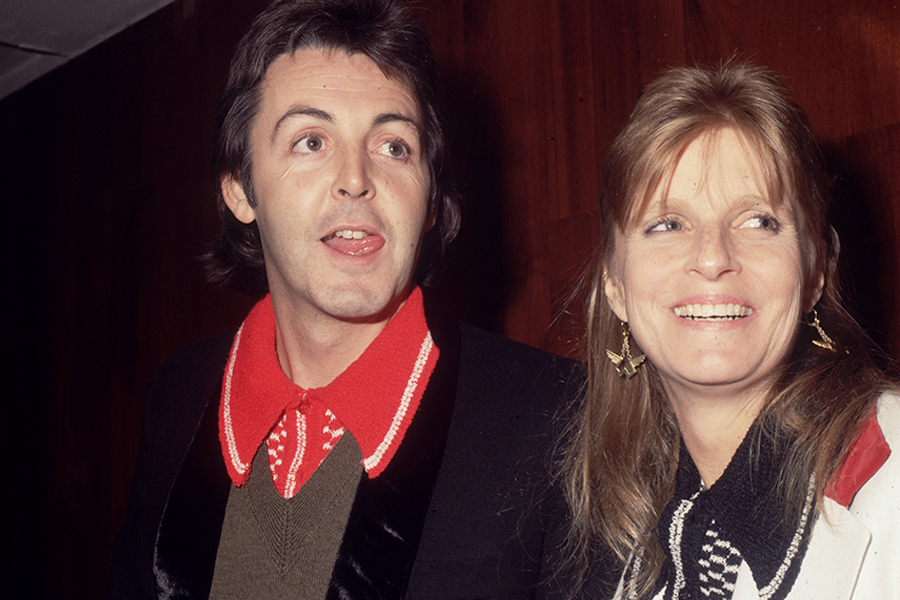 Paul McCartney Wings Live And Let Die