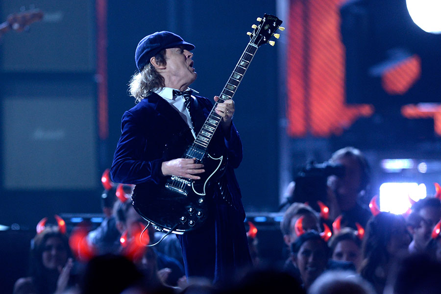AC DC Madonna And Paul McCartney Lead Grammy Award Performances Watch
