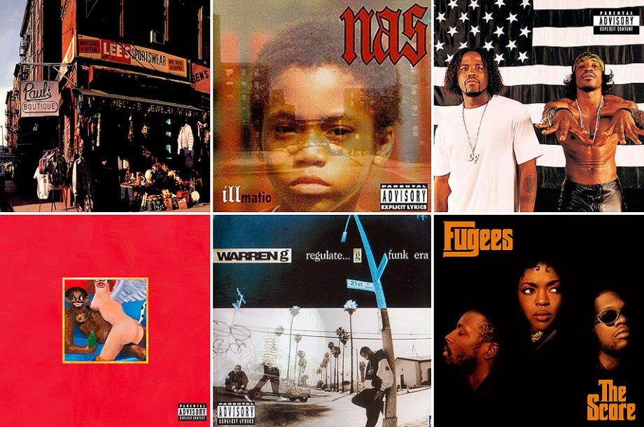 The Inside Stories Behind 18 Timeless Hip Hop Album Covers