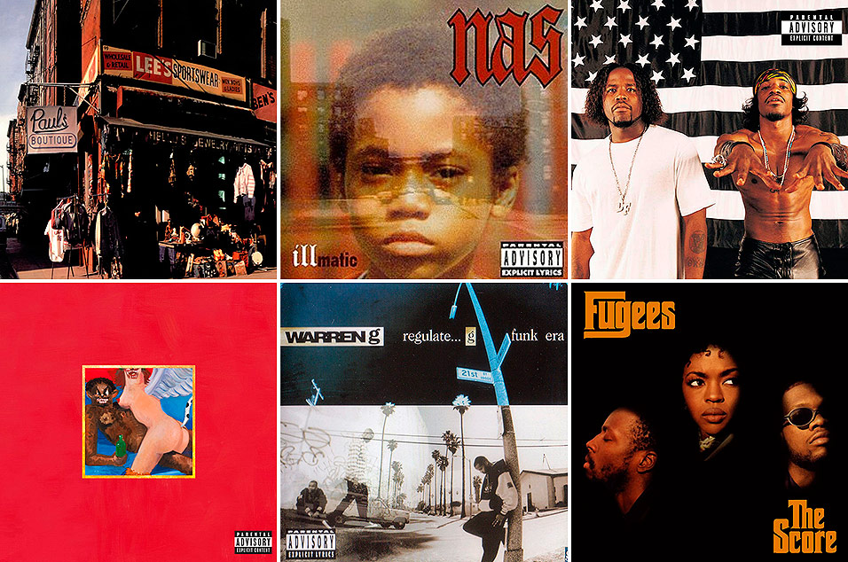 The Inside Stories Behind 18 Timeless Hip-Hop Album Covers - NME