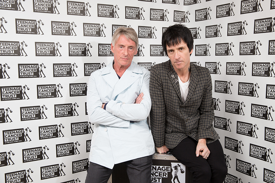 Johnny Marr and Paul Weller say they'll 'definitely release a single at some point'