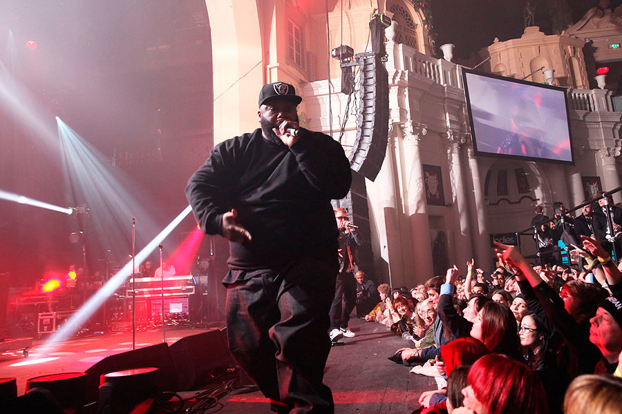 Run The Jewels' Killer Mike calls for more minority-owned record labels during university speech