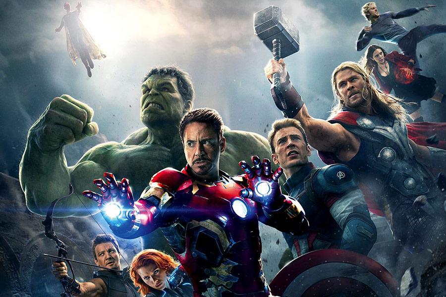iron man fights villainous ultron in new avengers clip watch - The Avengers
