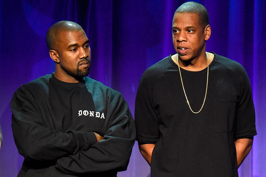 Kanye West denies that he is an Illuminati member: 'We don't