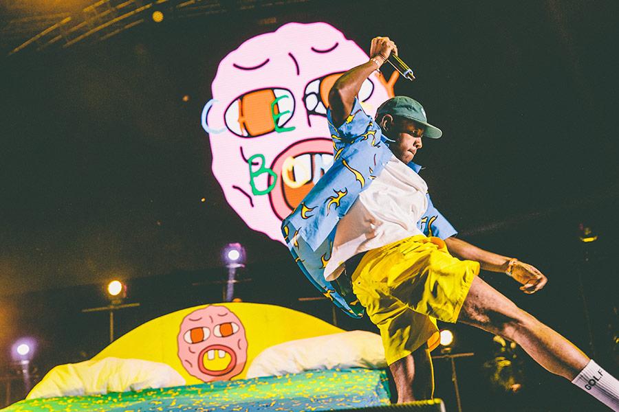 Tyler The Creator 2015 Album