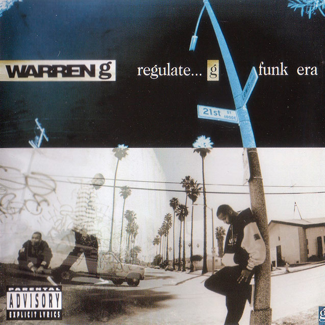 The inside stories behind 18 timeless hip hop album covers nme warren g regulate g funk era malvernweather Gallery