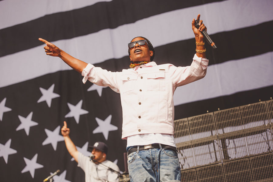 New A$AP Rocky song 'Electric Body' featuring Schoolboy Q revealed ...