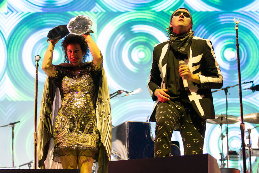Arcade Fire's Win Butler suggests the band will begin work on new album following Hyde Park gig