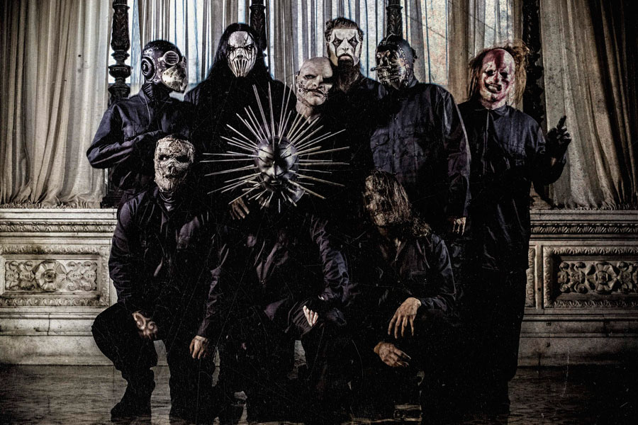 Slipknot and Korn begin first night of 'Prepare For Hell' tour in Sheffield