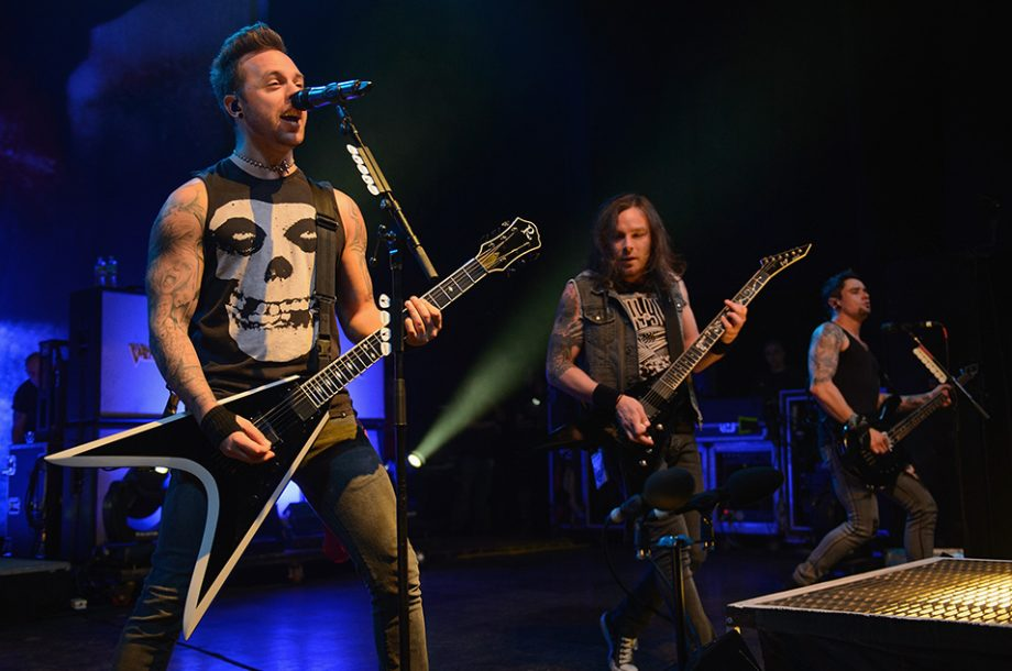 Bullet For My Valentine announce new album and UK tour dates – O2 Priority Tickets Details