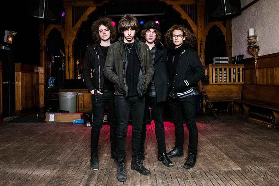 Catfish and the bottlemen snapchat