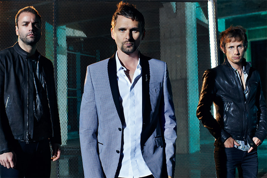 Muse's Matt Bellamy: 'There's not a lot of love on this album'