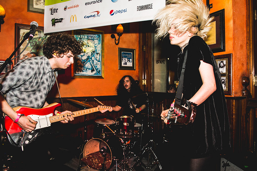 Premiere: Sunflower Bean Get Psychotic On Zep-esque New Track 'I Hear Voices'