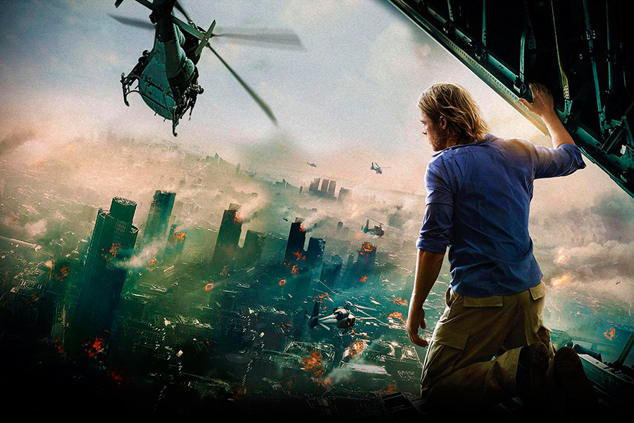 Writer on Brad Pitt's 'World War Z' sequel: 'We're starting with a clean state'