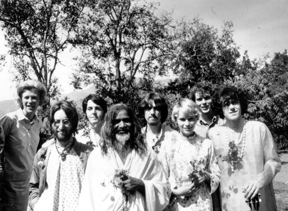The Beatles' Indian spiritual retreat overgrown by forest