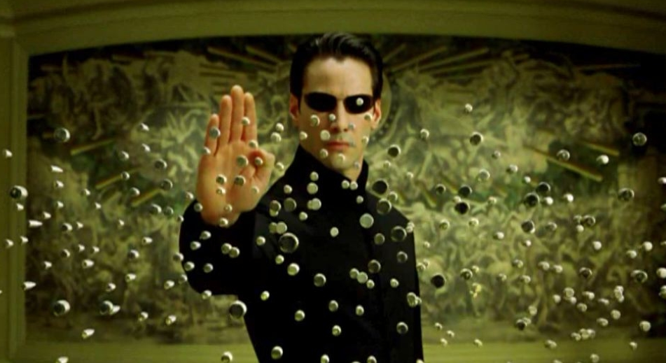 Pinkett Smith I Lost Out On The Matrix Female Lead Because Keanu And I Lacked Chemistry Nme