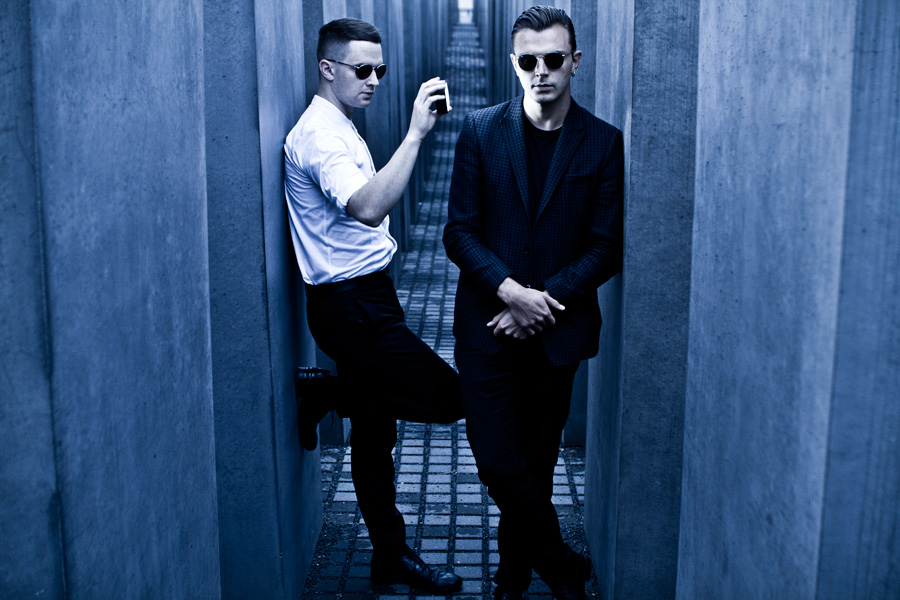 """Hurts On Their """"Bold And Brilliant Pop"""" Follow-Up To 2013's Dark 'Exile'"""