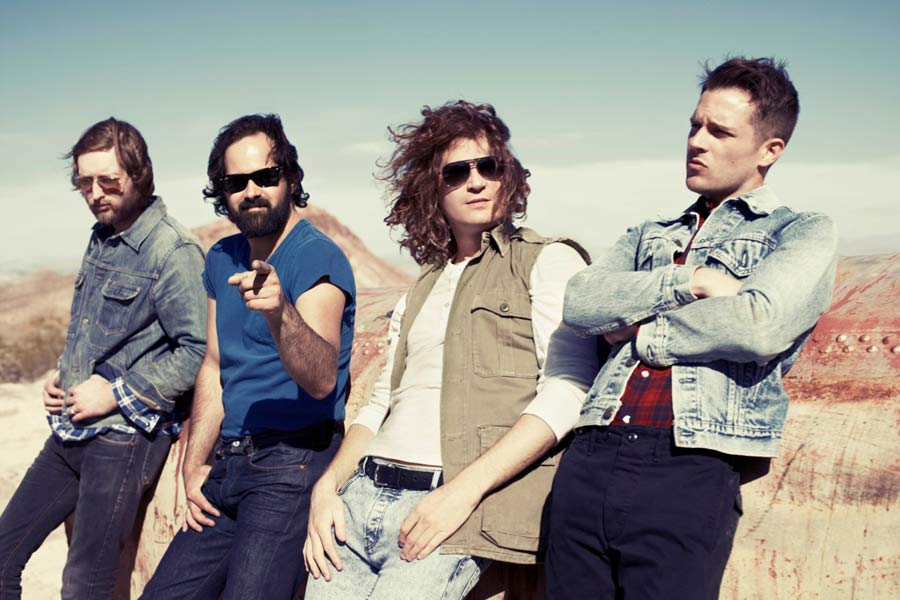The Killers tops poll of weirdest lyrics with 'Are we human