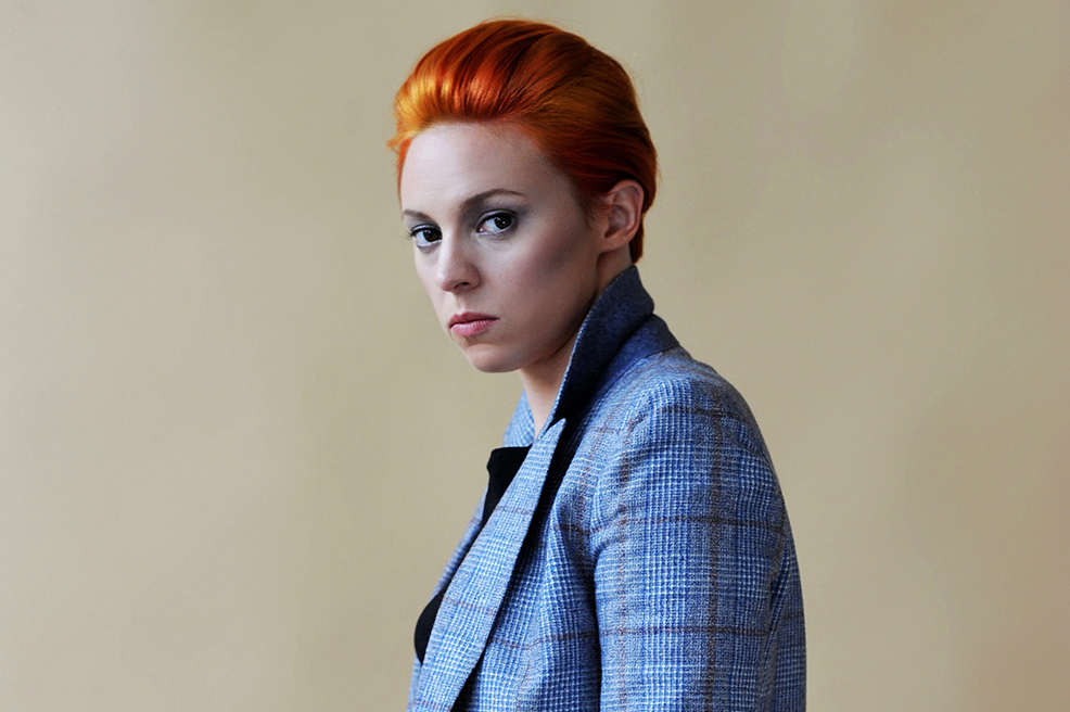 La Roux On Her Upcoming Pacy Third Album Quot It S Never