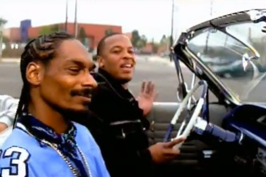 Dr Dre and Snoop Dogg hint that they're working together