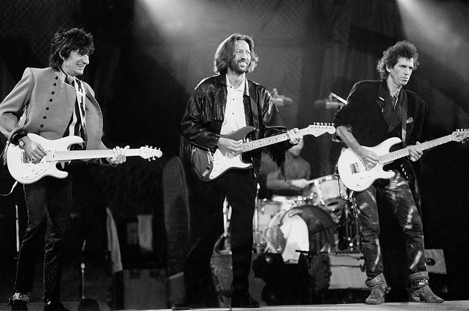 The Rolling Stones Share Unheard Version Of Brown Sugar