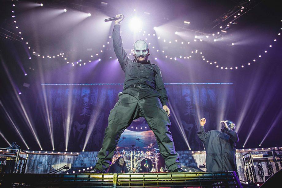 Viral video shows Slipknot 'singing' Ricky Martin's 'Livin