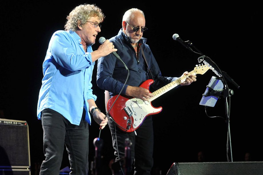 d15c3785a0b7 The Who dedicate song to Paul Weller as they headline London s Hyde Park