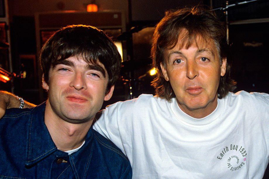 Noel Gallagher If Paul McCartney Writes An Oasis Comeback Single
