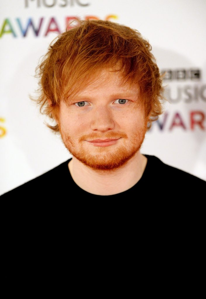 ed sheeran - photo #7