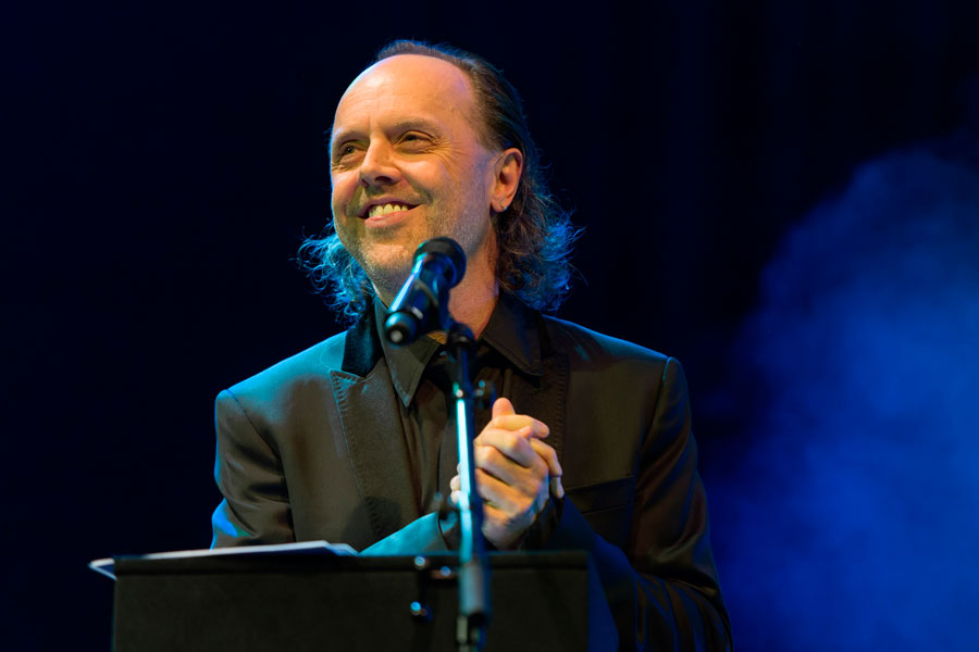 Metallica's Lars Ulrich on Apple Music: 'They're very passionate about artists'
