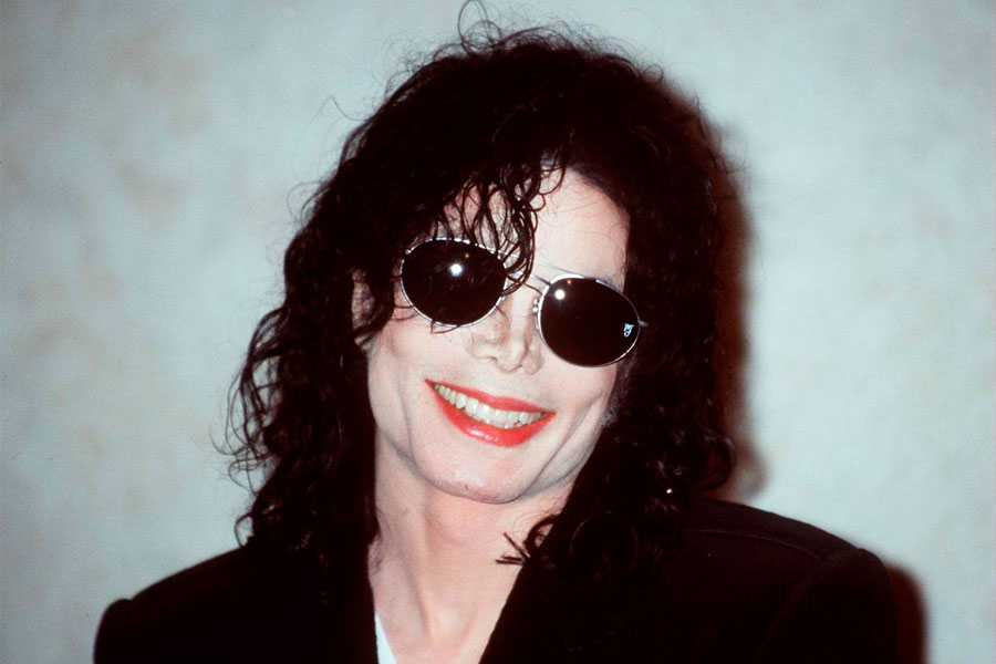 Michael Jackson's white glove for sale at auction