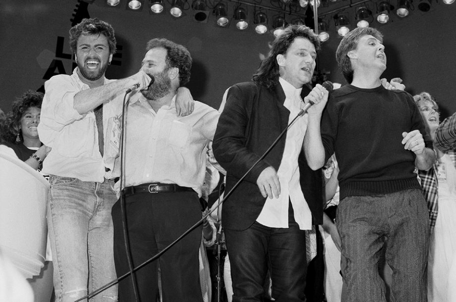 Live Aid 30 Years On: U2, Queen, Bob Geldof And More On The Charity