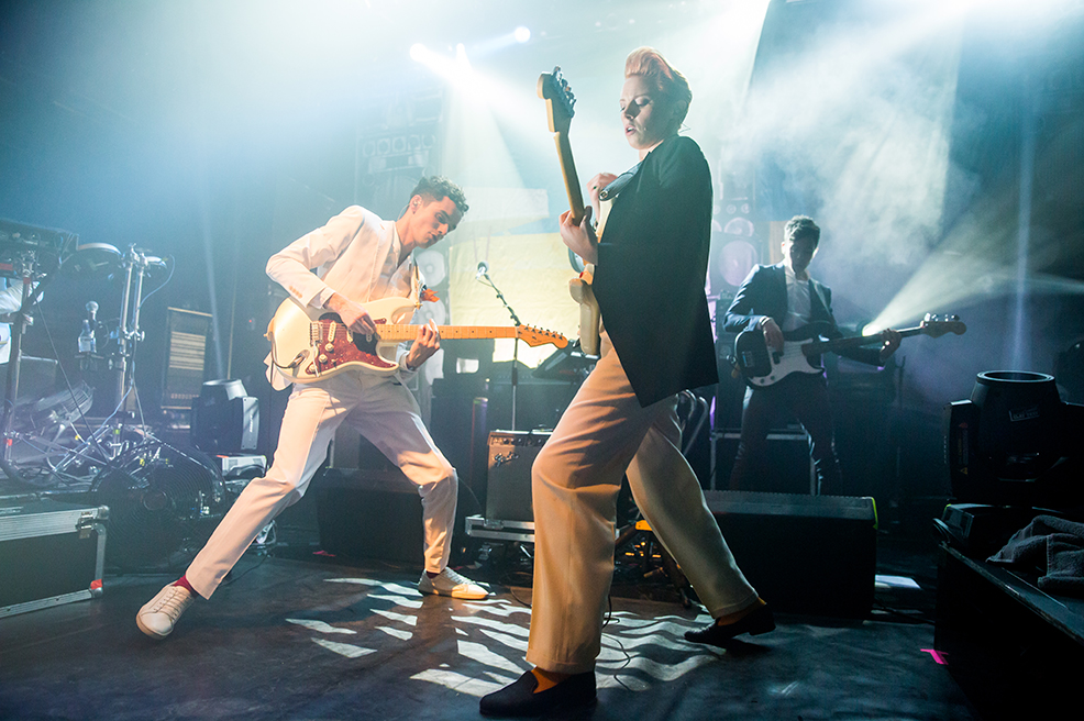 Photo: Derek Bremner/NME