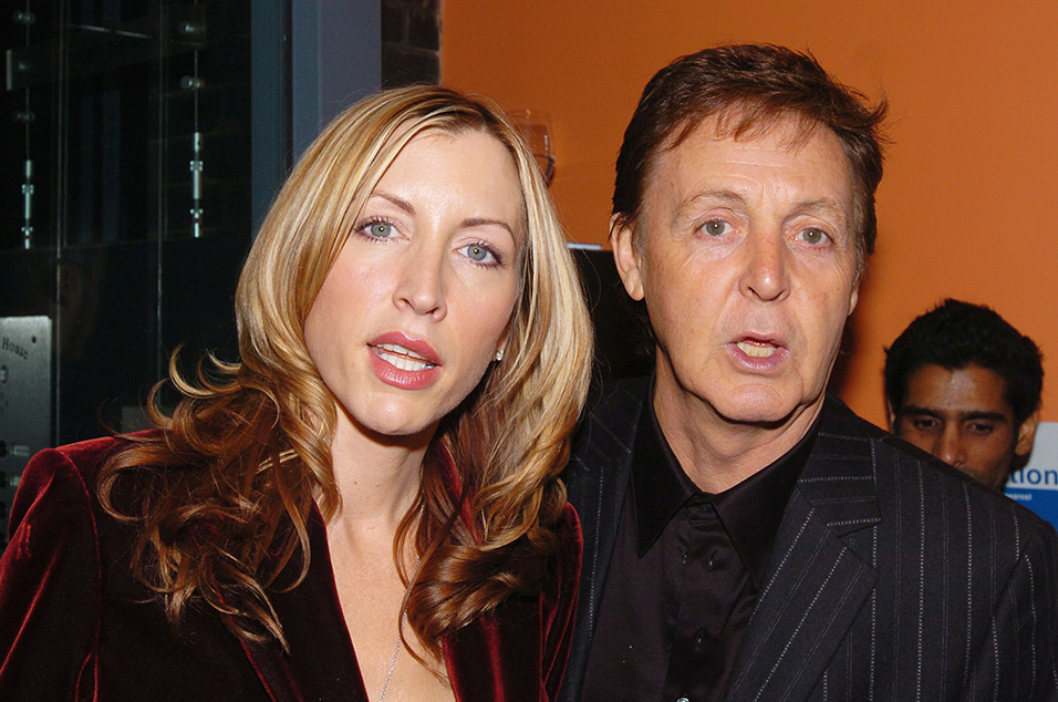 Heather Mills Says She Teaches Daughter Saxophone Because Paul McCartney Cant Read Music