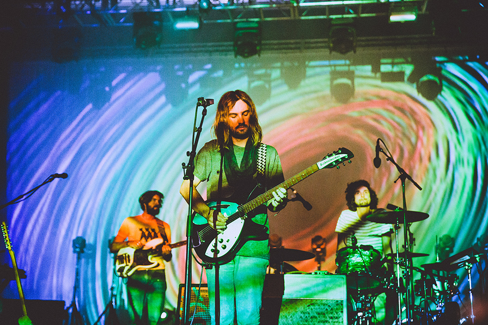 Tame Impala's Kevin Parker reveals listening to the Bee Gees while on drugs inspired his new album
