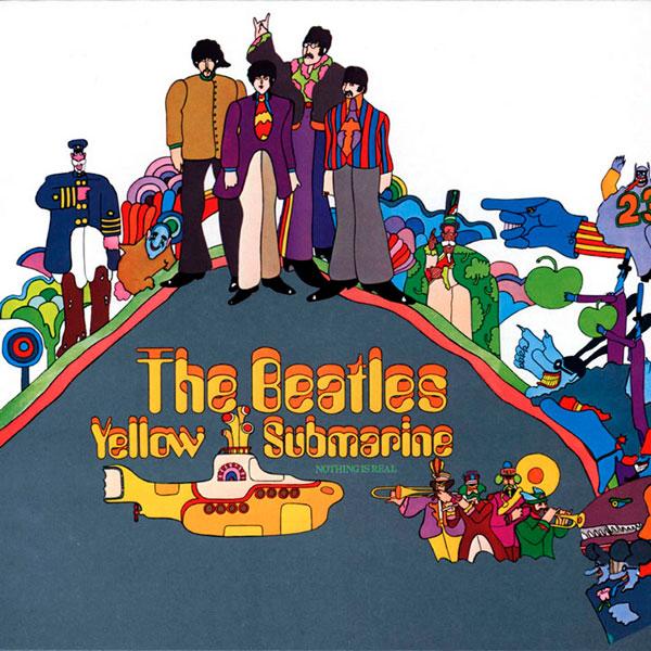 """The Beatles Polska: 50 lat albumu """"Yellow Submarine"""" Beatlesów. """"Próbowaliśmy tylko napisać piosenkę dla dzieci"""""""